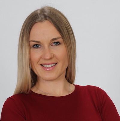 Linda Kimeiša CEO WIT BERRY