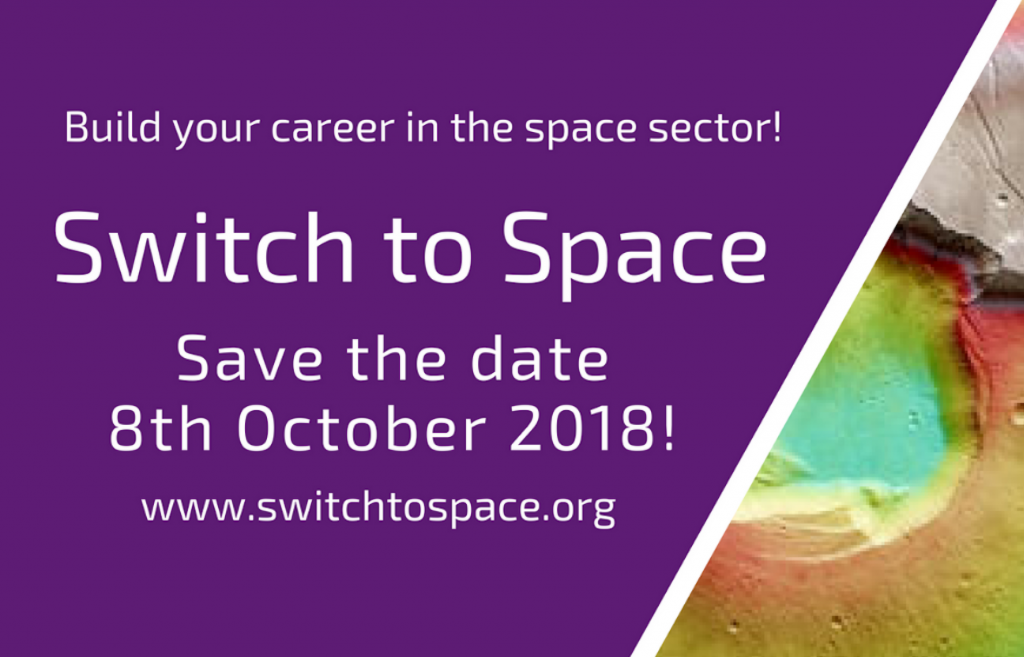 switch to space 2018