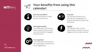 Communicatin benefits